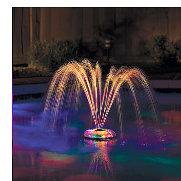 Game Underwater Light Show & Fountain