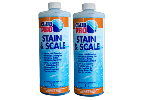 Club Pro Stain and Scale 1L