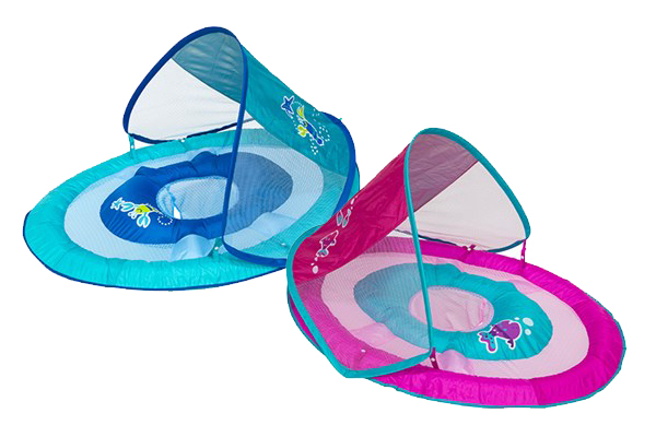 Swimways Sun Canopy Baby Float