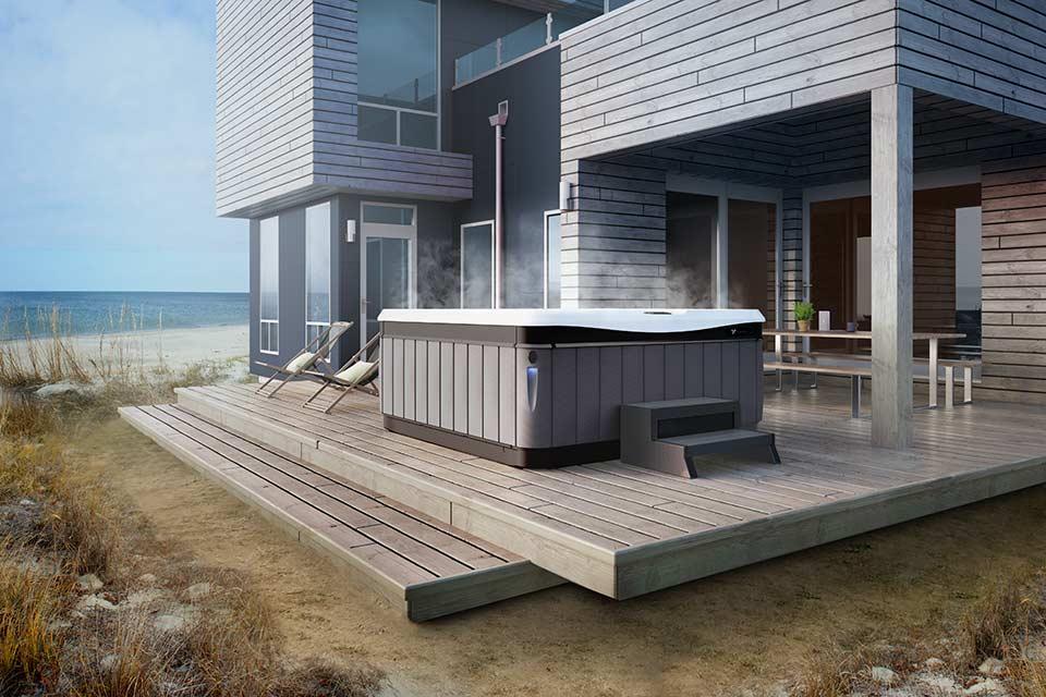 Contemporary Coastal Living