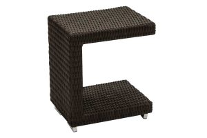 Fidji Side Table Brown