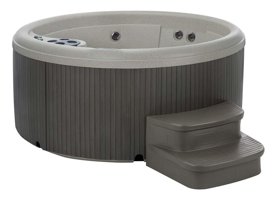 Fantasy Spa Plug N Play Aspire 2 Person Hot Tub - Gallery