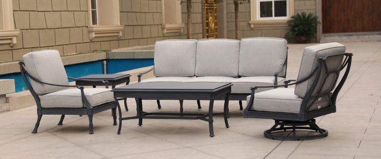 Outdoor Furniture Trends for 2018