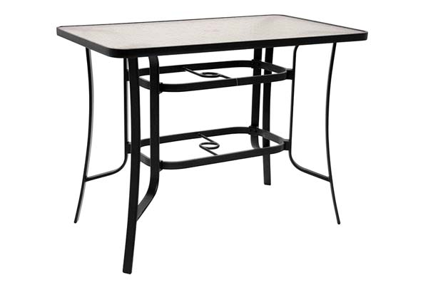 San Andres Balcony Table Black