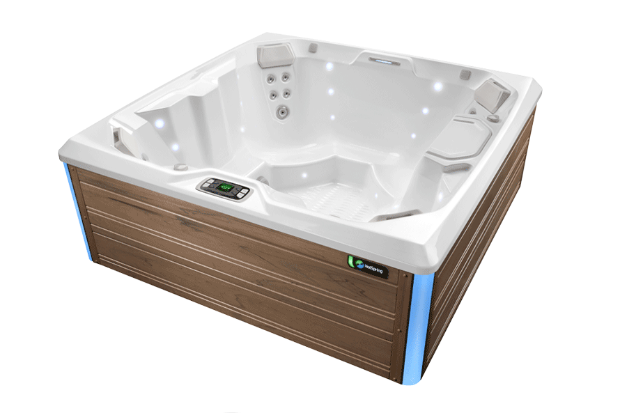 Beam Hot Tub- Limelight Collection- Hot Springs- Boldt Pools & Spas