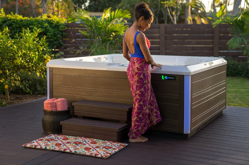 Flair Hot Tub- Limelight Collection- Hot Springs- Boldt Pools and Spa - Gallery