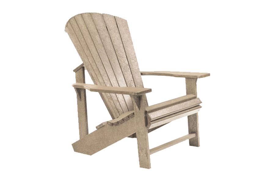 Adirondack Chair Beige
