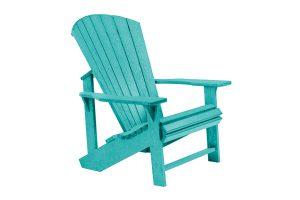 Adirondack Chair Turquoise