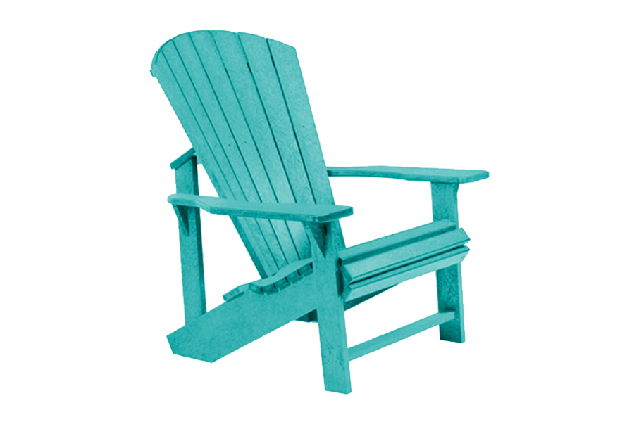 Regular Chair – Turquoise