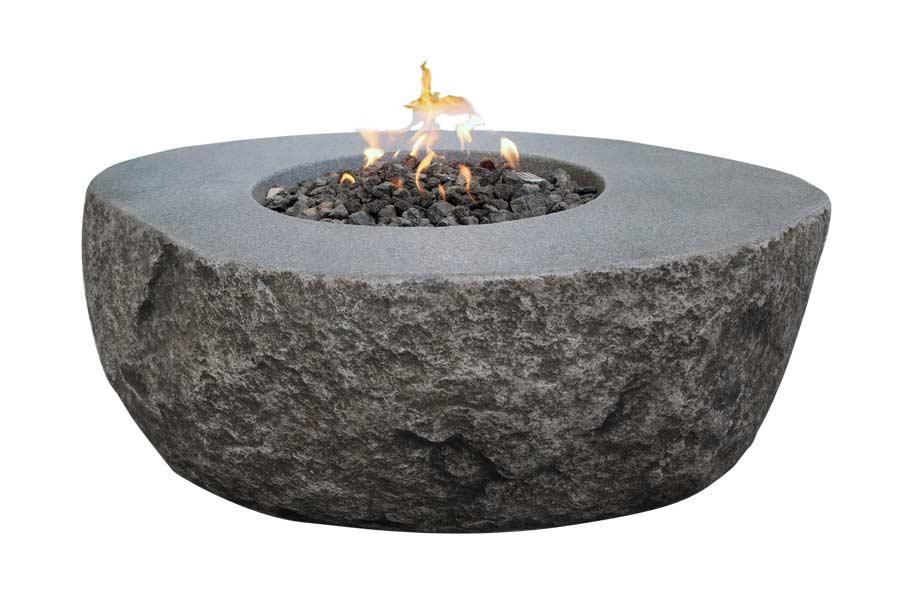Art Of Fire Boulder Fire Pit