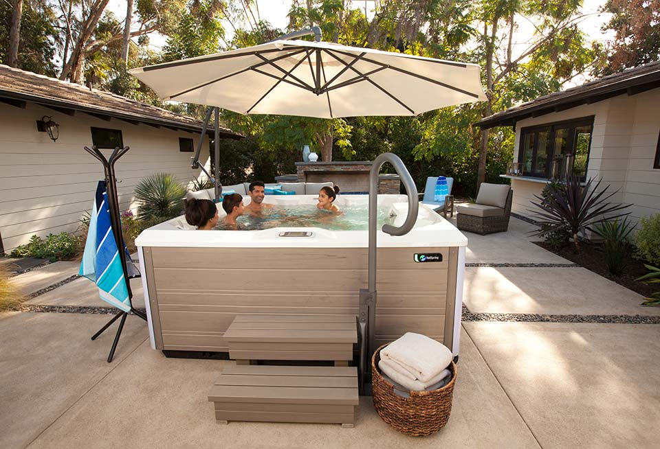Pulse - Limelight - Hot Tubs - Boldt Pools and Spa - Gallery
