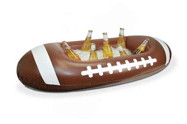 Giant Inflatable Football Beverage Cooler Boldt Pools & Spas