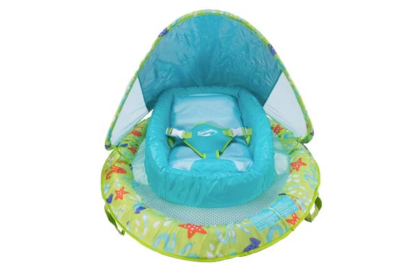 Infant Baby Spring Float - Print
