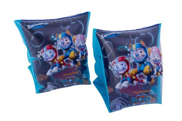 3-D Shimmer & Shine Paw Patrol Swimmies