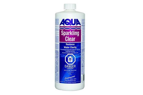 Aqua Sparkling Clear 1 L