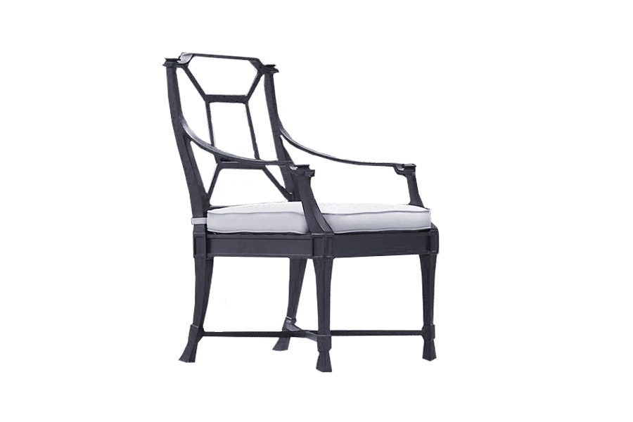 Zephyr Arm Chair Patio Collection Boldt Pools & Spas