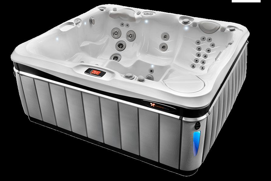Provence 4 Person Hot Tub - Caldera - Hot Tubs - Boldt Pools & Spas