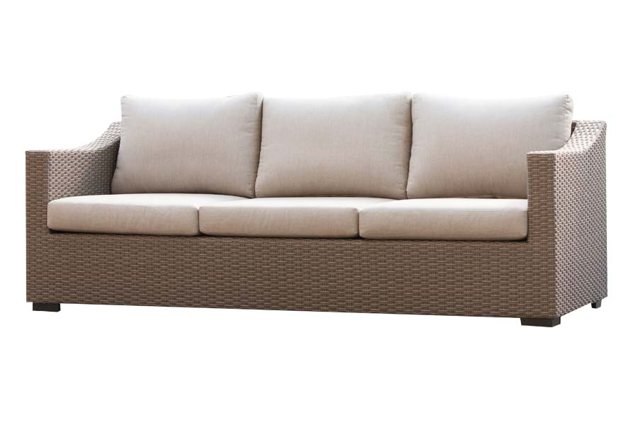 Bali 3 Seat Sofa Patio Collection Boldt Pools and Spas