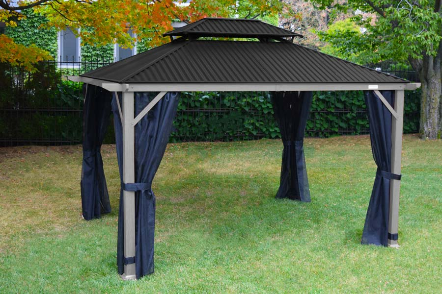 Cordoba Hard Top Gazebo