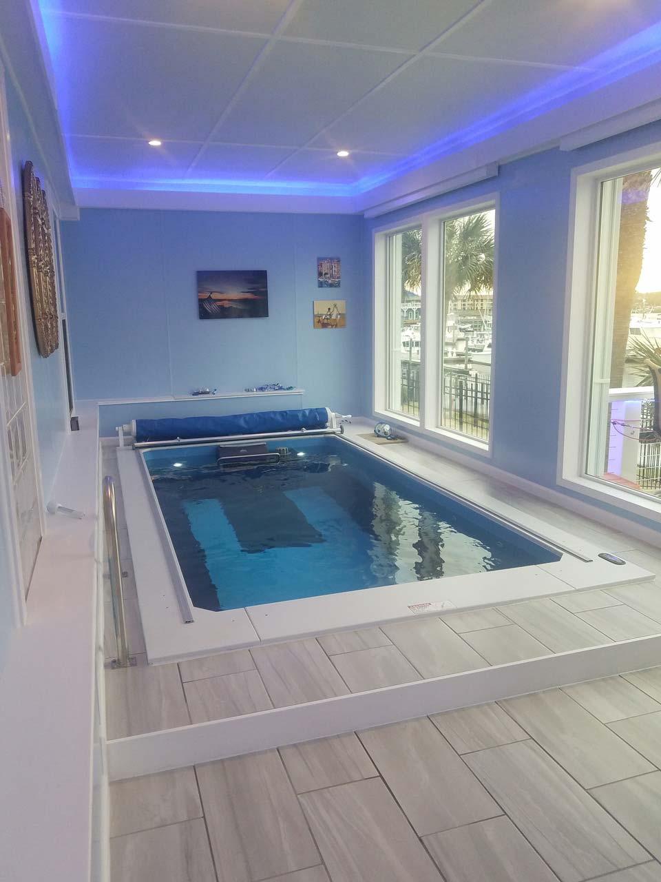 Original Endless Pool Endless Pools Boldt Pools Amp Spas