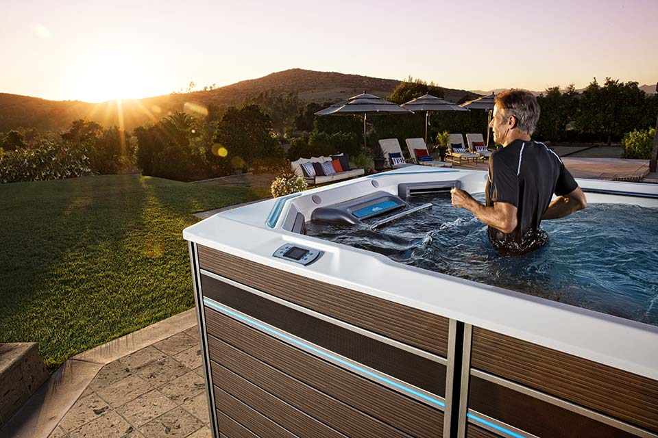 E550 Fitness System- Endless Pools- Swim Spas- Boldt Pools & Spas - Gallery