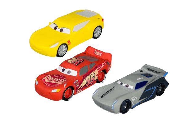 Cars Dive Characters