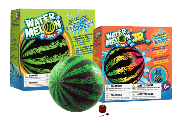 Watermelon Ball & Mini Watermelon Jr. Ball Games