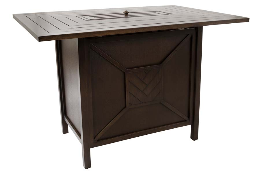 Caymen Fire Table