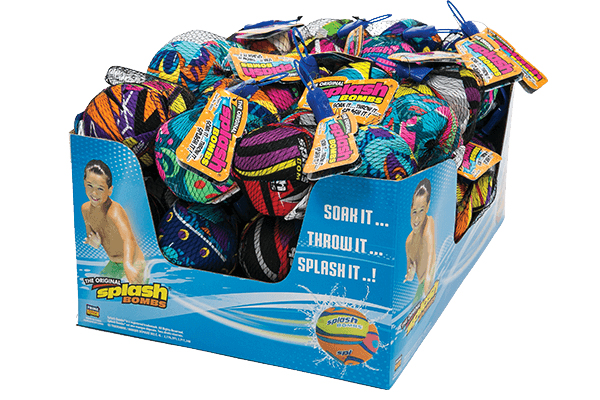 Splash Bombs 2 Pack