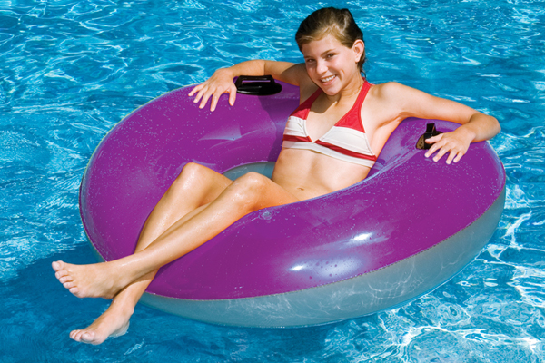 "36"" Waterpark Suntanner Handle Ring"