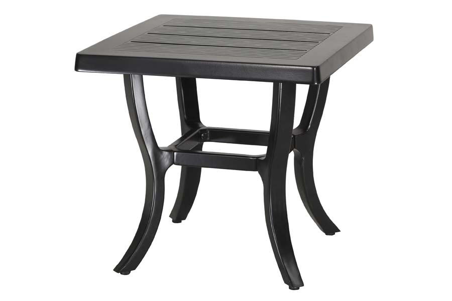Grand Terrace Square End Table