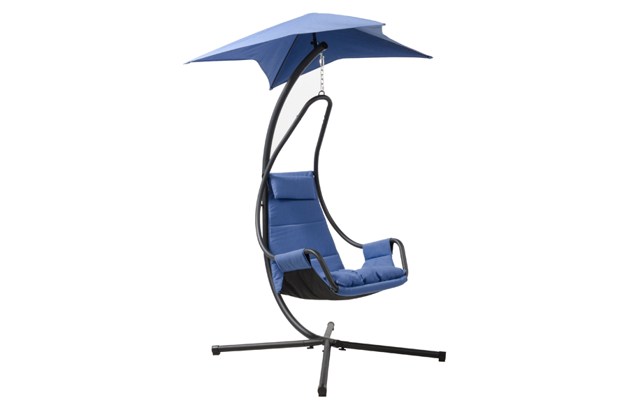mystic chair blue suspension chairs collection