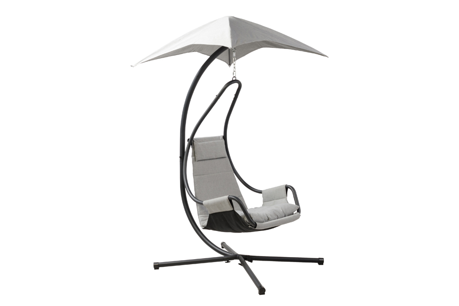 mystic chair grey suspension chairs collection Boldt Pools & Spas