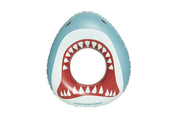 kids shark mouth ring