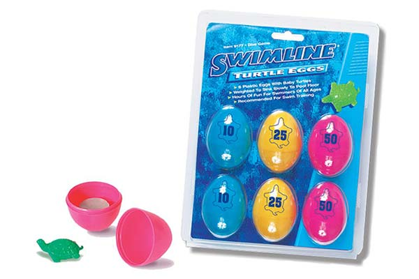 Swimline Turtle Dive Eggs