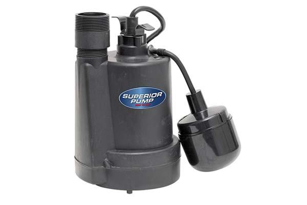Superior Submersible Pump