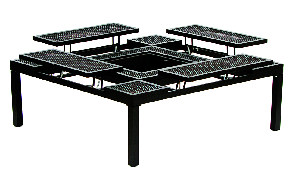 54″ Sofi Square Table