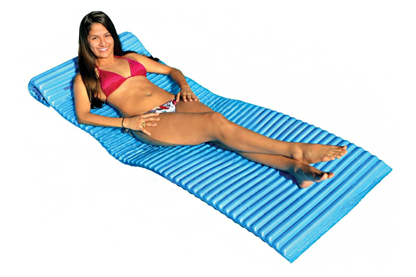 evafloat float pool mattress