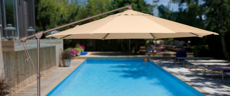 How To Choose The Right Patio Umbrella For Your Space