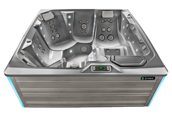 Flair Hot Tub- Limelight Collection- Hot Springs- Boldt Pools & Spas