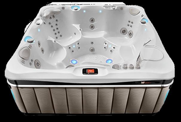 2016 Caldera Utopia Geneva Hot Tub - Boldt Pools & Spas