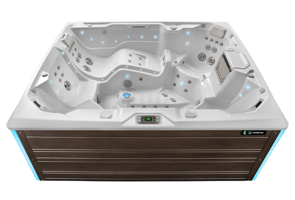 Prism Hot Tub- Limelight Collection- Hot Springs- 7 Seater