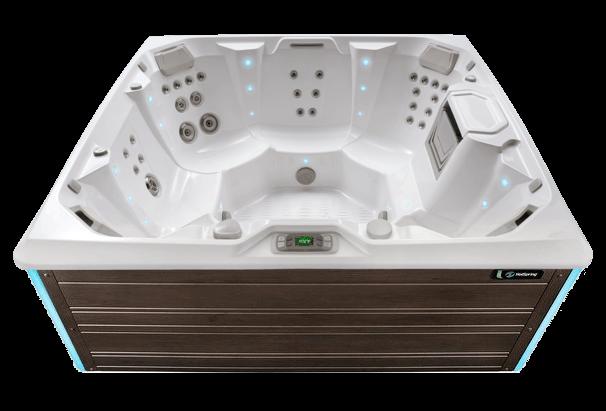 Pulse - Limelight - Hot Tubs - Boldt Pools & Spas