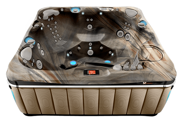 2016 Caldera Utopia Tahitian Hot Tub - Boldt Pools & Spas