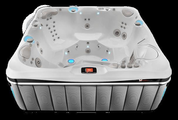 2016 Caldera Utopia Tahitian Hot Tub - Boldt Pools & Spas