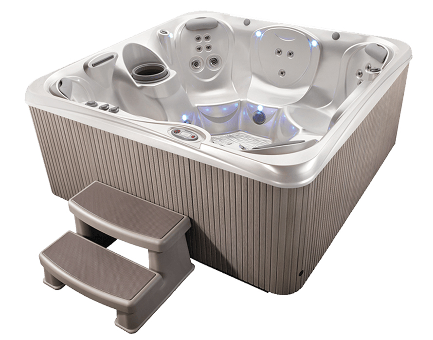 Hot Spring Hot Spot Rhythm 7 Person Hot Tub
