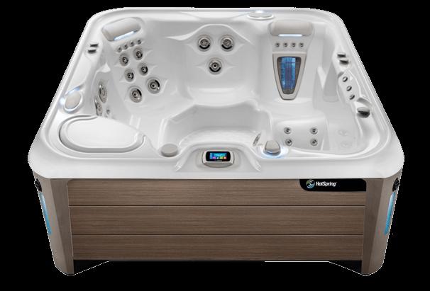Aria Hot Tub - Hot Spring Spas - Boldt Pools & Spas
