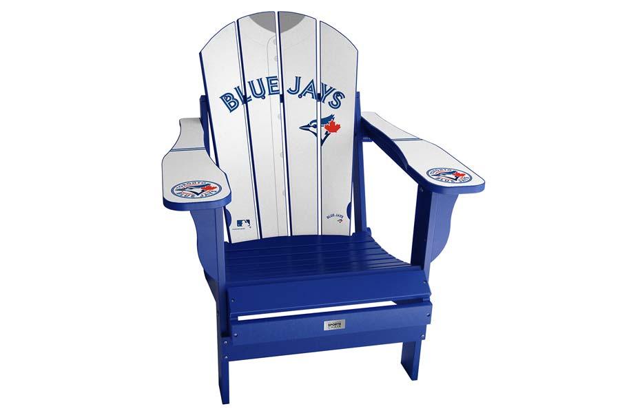 My Custom Sports Chair Blue Jays Away