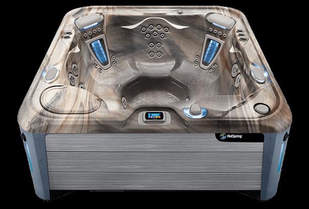 Vanguard Hot Tub - HotSpring Spas - Boldt Pools & Spas