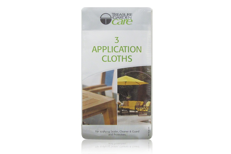Application Cloths 3 Pack